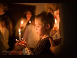 Christingle IV by GMCPhotographics