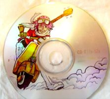 FLCL Cd by Socialdbum