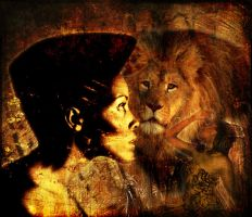 Tribute to Africa by TheRedRidingHood