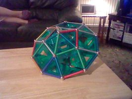 Geomag model - group 2D - UFO by LevelInfinitum