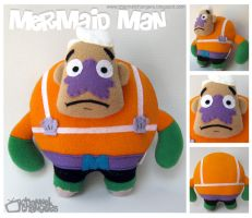 Mermaid Man by ChannelChangers