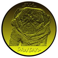 Goldcoin of EG by Alma1129