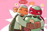 TMNT- Stop It by ThatChickWithDaPony