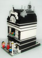 LEGO Classic Modular by spanglidermish