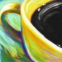 Coffee Detail II by Jelayer
