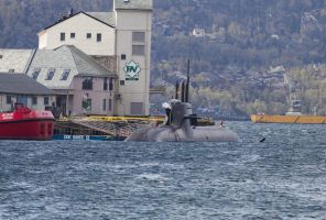 German Submarine by JRL5