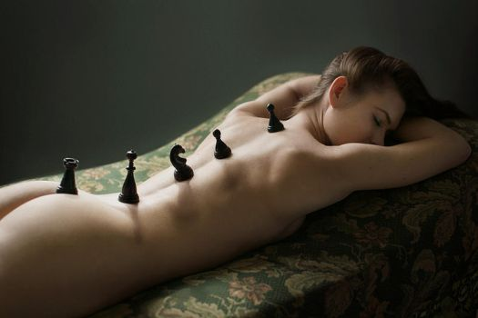 Chess by ivuliena