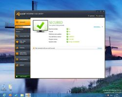 Avast Internet Security 7 by Misaki2009