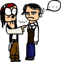 Sweeney Todd and Jack by stray-kat