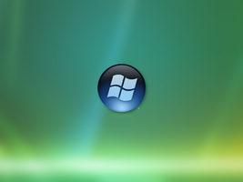 Windows logo wallpaper 6 by tonev