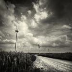 Eoliennes study III by ThierryV