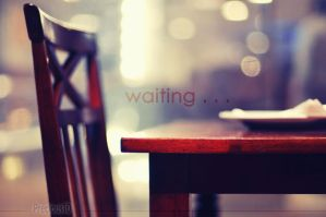 Waiting . . . by precious10