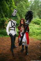 Alice and the Hatter by Falloficarus747