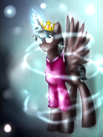 A Princess here before us, behold, behold~ by Iceminth