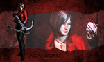 Ada Wong wallpaper by Vicky-Redfield