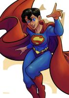 Superman63 sml by tran4of3