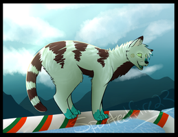 Candy Cane Raft :CO: by Spottedfire23