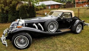 Beautiful classic Mercedes Typ 500K by pingallery