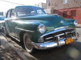1951 Plymouth Cranbrook by Brooklyn47