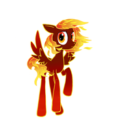 Fire Pony by TheCheeseburger