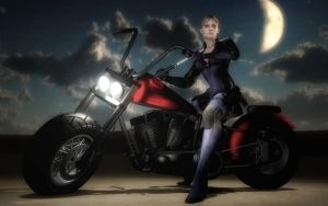 Jill Valentine Wallpaper by Rastifan
