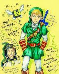 DMMD + LoZ - Punk Hero of Rhyme ??? by LadyJuxtaposition