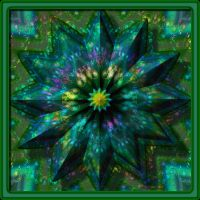 20150923-Bubbles-Mandala-Container-v25 by quasihedron