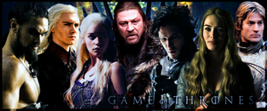 Game of Thrones banner 2 by pikeman1