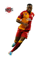Didier Drogba - Render by suicidemassacre16
