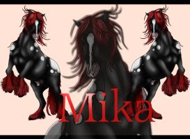Mika's Refference by HotrodsImpulse