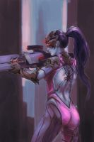 Widowmaker by OrangeSavannah