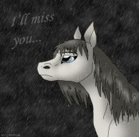 I'll miss you... by RIOPerla