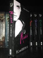 House of Night Series: Marked - Book by Horsey-Luver450