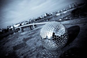 City disco by CarloNs