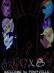 Welcome to Ponyville (Creepypasta Edition) by SuperCyclonePro