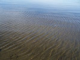 Peaceful ripples 3 by Hermit-stock