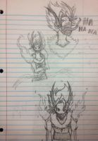 Apocalypse Sketches~ by Prince-Vegeta-0011