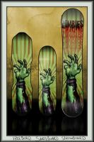 Zombie Decks by Keeyou
