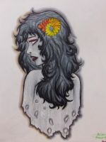 Aradia everywhere by GothicHalo88