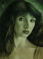 Kate Bush by BlueZenith8