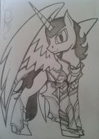 MLP: Loki Laufeyson (Normal mode) by lizzytheviking