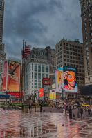 at Penn Station NYC by TheArtofChurchwell