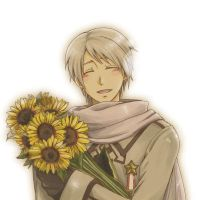 APH RussiaXReader : A Thousand Messages from Ivan by kahochanlenkunlovers