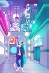 {C} Touring the Future by notecardPasta
