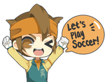 Let's Play Soccer by Cubic-Factory