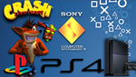 Crash Bandicoot - PlayStation 4 Wallpaper by Jerimiahisaiah