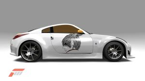 GE - Good Ending Nissan 350z by Gemneroth