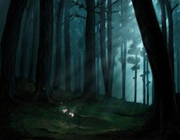 Dark Forest by lorestra