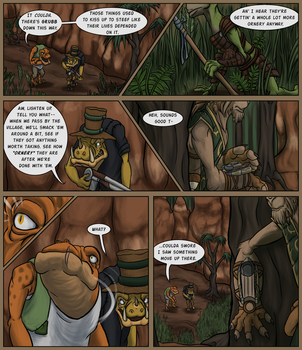 Wrath of the Wild - Chapter 1 - Pg 2 by FennecFyre