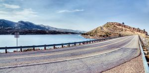 Horseshoe Reservoir by Ray-Devlin